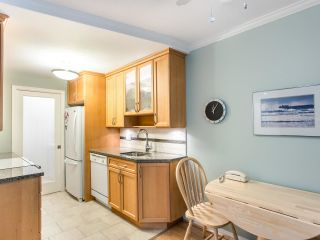 """Photo 6: 215 555 W 14TH Avenue in Vancouver: Fairview VW Condo for sale in """"Cambridge Place"""" (Vancouver West)  : MLS®# R2470013"""