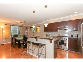 """Photo 5: 54 12040 68TH Avenue in Surrey: West Newton Townhouse for sale in """"Terrane"""" : MLS®# F1450665"""