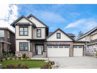 """Photo 1: 35437 EAGLE SUMMIT Drive in Abbotsford: Abbotsford East House for sale in """"THE SUMMIT @ EAGLE MOUNTAIN"""" : MLS®# R2045138"""