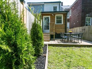 Photo 20: 160 Munro Street in Toronto: South Riverdale House (2-Storey) for sale (Toronto E01)  : MLS®# E4135635