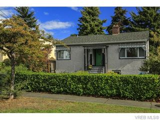 Photo 1: 1905 Lee Ave in VICTORIA: Vi Jubilee House for sale (Victoria)  : MLS®# 742977