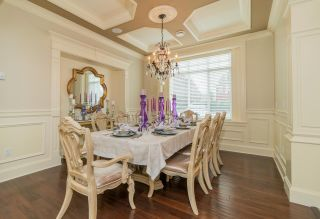 """Photo 4: 3611 PACEMORE Avenue in Richmond: Seafair House for sale in """"GILMORE PARK"""" : MLS®# R2202732"""