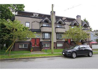 Photo 5: 2304 VINE ST in Vancouver: Kitsilano Townhouse for sale (Vancouver West)  : MLS®# V894432