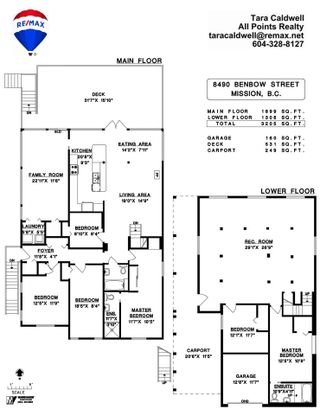 """Photo 28: 8490 BENBOW Street in Mission: Hatzic House for sale in """"HATZIC LAKE"""" : MLS®# R2582632"""