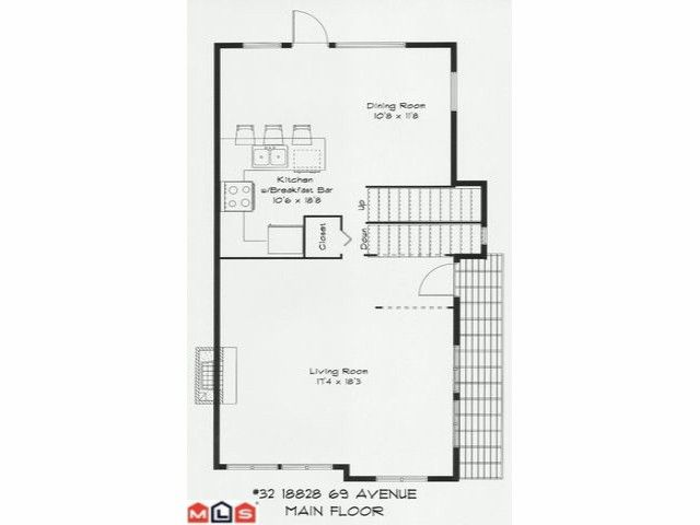 """Photo 9: Photos: 32 18828 69TH Avenue in Surrey: Clayton Townhouse for sale in """"Star Pointe"""" (Cloverdale)  : MLS®# F1026990"""