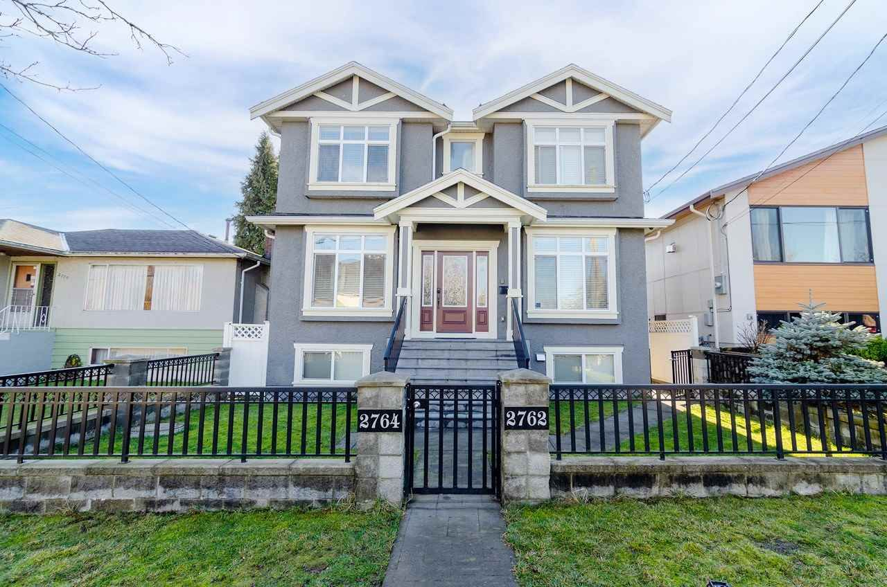 Main Photo: 2762 E 43RD Avenue in Vancouver: Killarney VE House for sale (Vancouver East)  : MLS®# R2548980