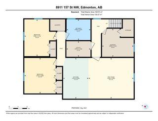 Photo 49: 8911 157 Street in Edmonton: Zone 22 House for sale : MLS®# E4246342