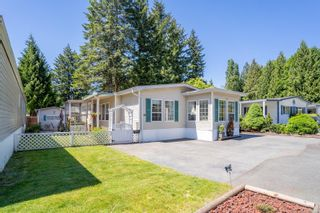 Photo 1: 46 5854 Turner Rd in : Na Pleasant Valley Manufactured Home for sale (Nanaimo)  : MLS®# 876880
