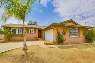 Photo 1: EL CAJON House for sale : 3 bedrooms : 546 Burnham St.