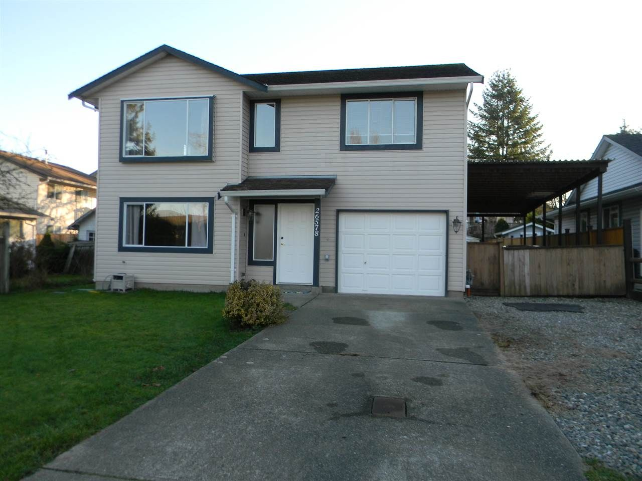 Main Photo: 26578 32A AVENUE in : Aldergrove Langley House for sale : MLS®# R2421432