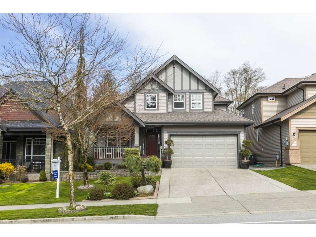 "Main Photo: 17755 68 Avenue in Surrey: Cloverdale BC House for sale in ""PROVINCETON"" (Cloverdale)  : MLS®# R2560682"