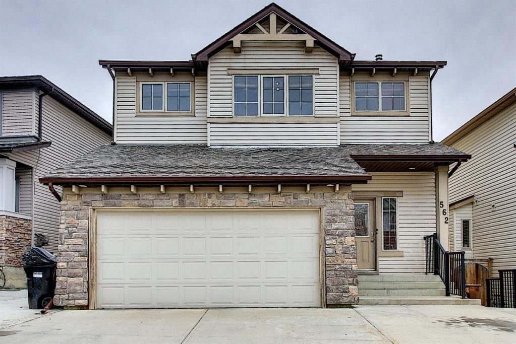 Main Photo: 562 PANATELLA Boulevard NW in Calgary: Panorama Hills Detached for sale : MLS®# A1105127