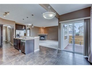 Photo 12: 172 EVERWOODS Green SW in Calgary: Evergreen House for sale : MLS®# C4073885