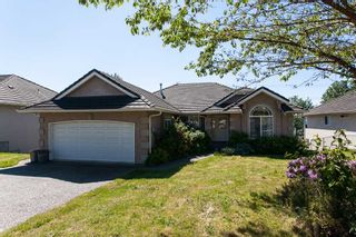 """Photo 1: 34772 BREALEY Court in Mission: Hatzic House for sale in """"RIVER BEND ESTATES"""" : MLS®# R2103162"""