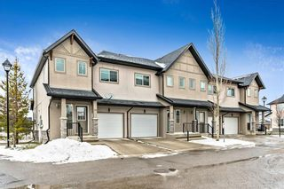 Photo 33: 115 Cimarron Vista Garden: Okotoks Row/Townhouse for sale : MLS®# C4275814