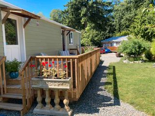 """Photo 24: 177 1413 SUNSHINE COAST Highway in Gibsons: Gibsons & Area Manufactured Home for sale in """"THE POPLARS"""" (Sunshine Coast)  : MLS®# R2604177"""