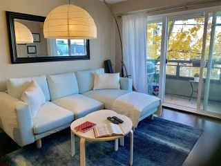 "Photo 2: 206 2211 W 5TH Avenue in Vancouver: Kitsilano Condo for sale in ""West Pointe Villa"" (Vancouver West)  : MLS®# R2418938"