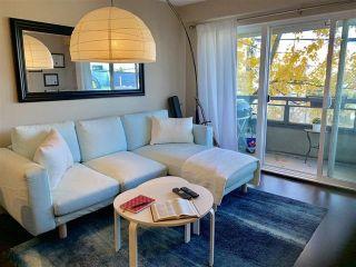 "Photo 2: 206 2211 W 5TH Avenue in Vancouver: Kitsilano Condo for sale in ""West Pointe Villa"" (Vancouver West)  : MLS®# R2418938"