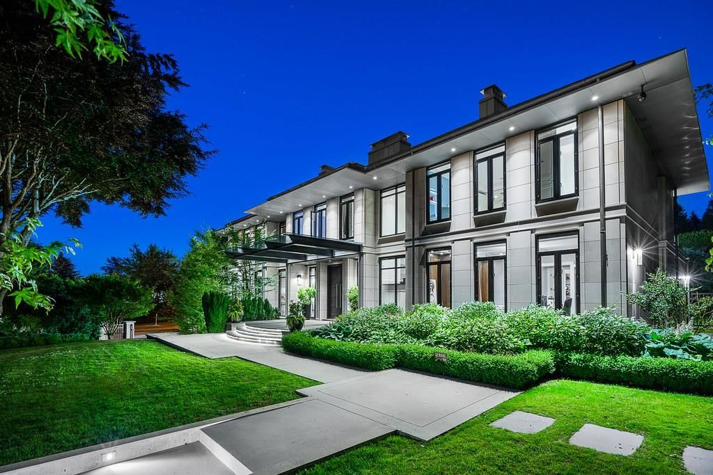 Main Photo: 1318 MINTO Crescent in Vancouver: Shaughnessy House for sale (Vancouver West)  : MLS®# R2619579