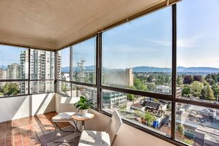 "Photo 10: 1307 615 BELMONT Street in New Westminster: Uptown NW Condo for sale in ""BELMONT TOWER"" : MLS®# R2189806"