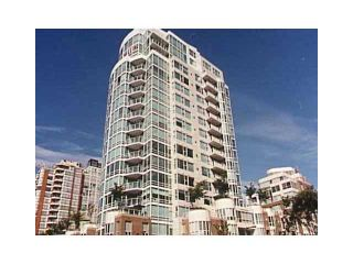 Main Photo: # 1203 1501 HOWE ST in Vancouver: Yaletown Condo for sale (Vancouver West)  : MLS®# V1053399