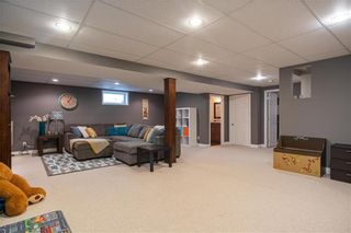 Photo 30: 49 Ironweed Road in Winnipeg: Sage Creek Residential for sale (2K)  : MLS®# 202123888