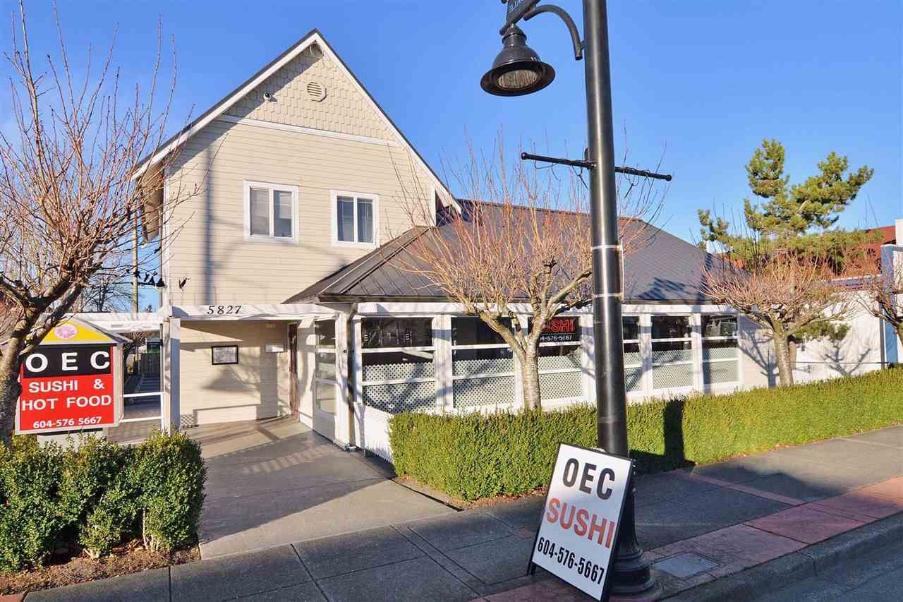Main Photo: 5827 176 STREET in Cloverdale: Business for sale : MLS®# C8004344