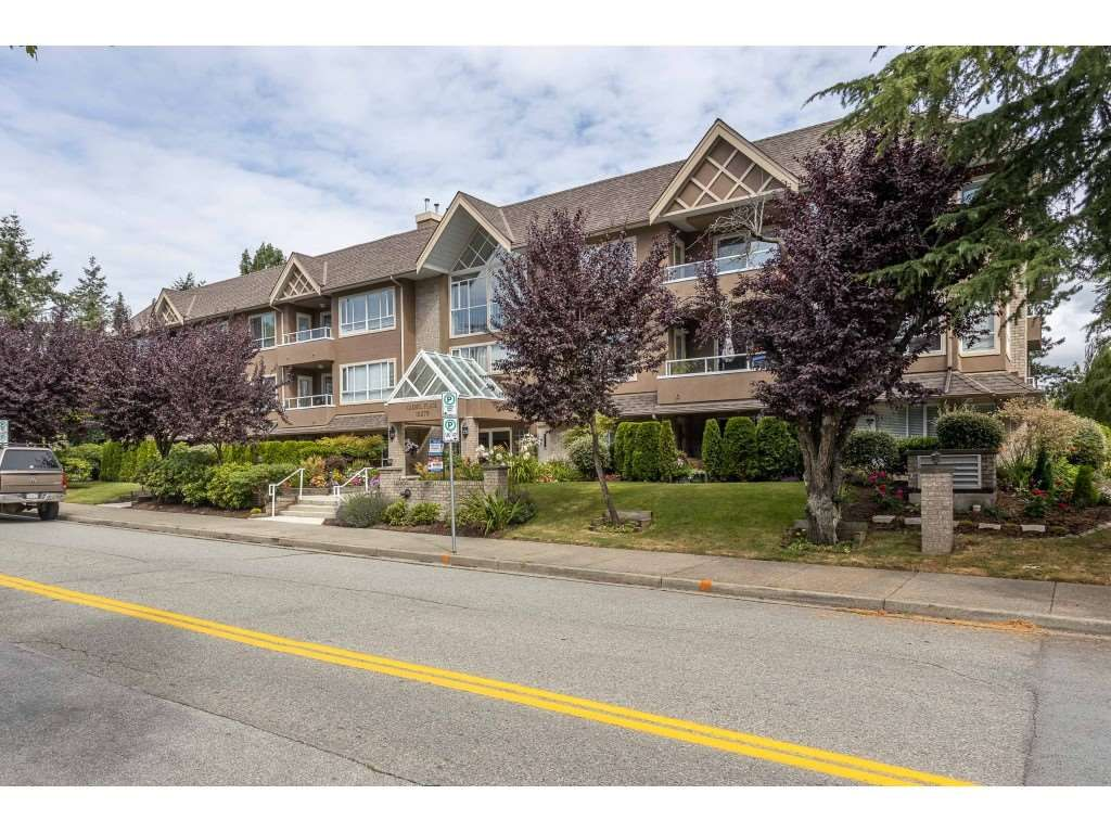 "Main Photo: 107 15375 17 Avenue in Surrey: King George Corridor Condo for sale in ""Carmel Place"" (South Surrey White Rock)  : MLS®# R2536905"