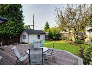 """Photo 10: 3585 W 31ST Avenue in Vancouver: Dunbar House for sale in """"DUNBAR"""" (Vancouver West)  : MLS®# V978491"""