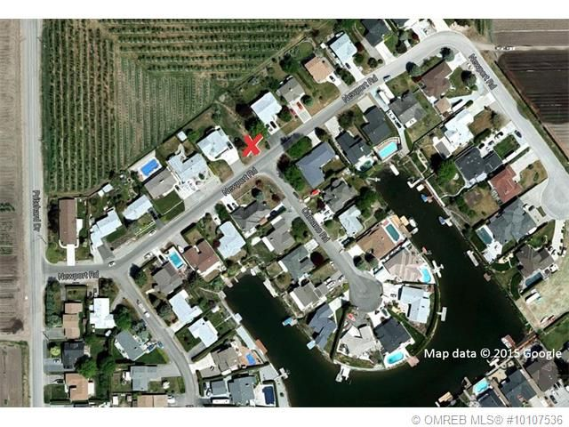 Main Photo: 1742 Newport Road in West Kelowna: Lakeview Heights Vacant Land for sale : MLS®# 10107536