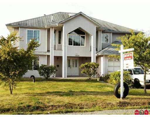 Main Photo: 12629 112A Ave in Surrey: Bridgeview House for sale (North Surrey)  : MLS®# F2617387