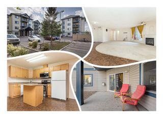 Photo 1: 122 16303 95 Street in Edmonton: Zone 28 Condo for sale : MLS®# E4265028