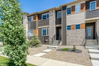 Photo 3: 70 Midtown Boulevard SW: Airdrie Row/Townhouse for sale : MLS®# A1126140