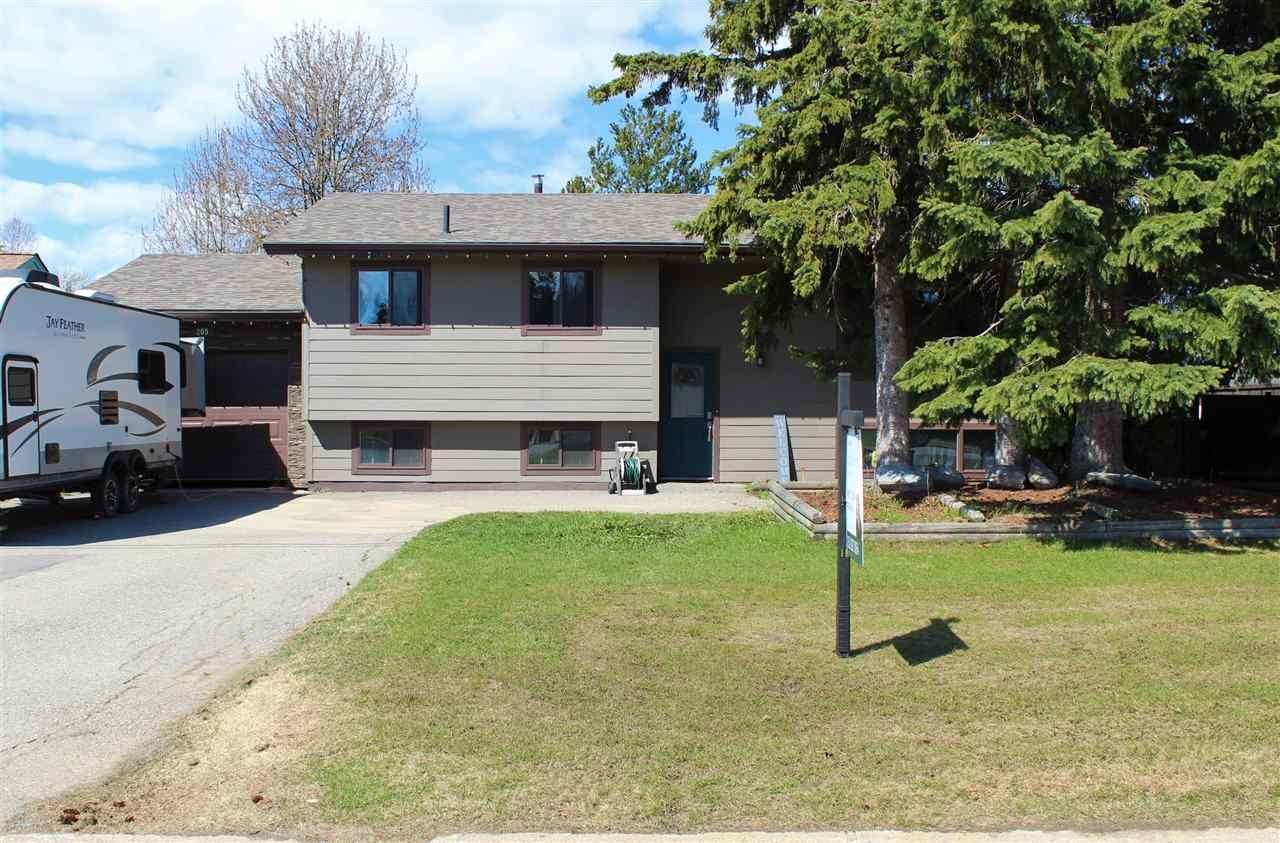 Main Photo: 209 NECHAKO Drive in Mackenzie: Mackenzie -Town House for sale (Mackenzie (Zone 69))  : MLS®# R2546491