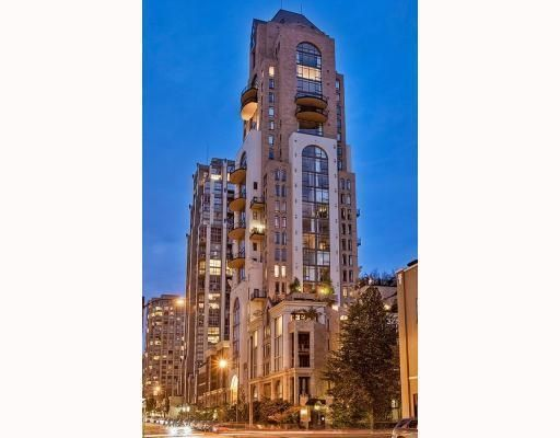 Main Photo: # 602 1280 RICHARDS ST in Vancouver: Condo for sale : MLS®# V776467