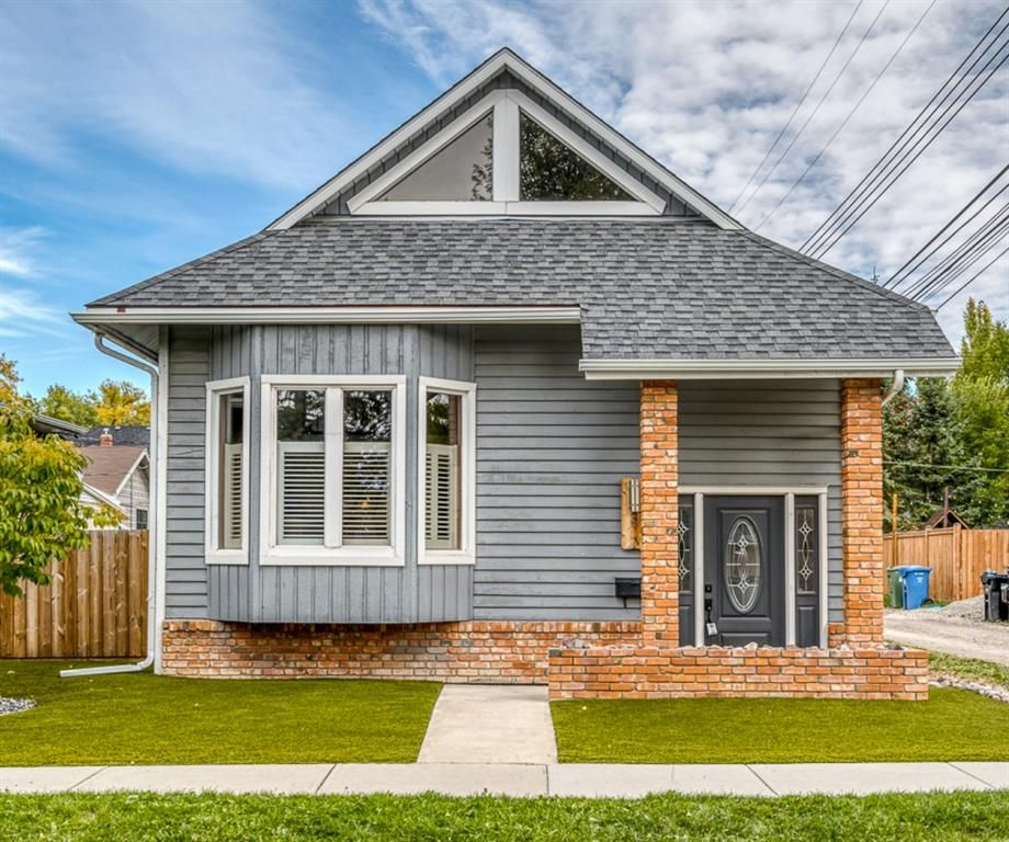 Main Photo: 812 2 Street NE in Calgary: Crescent Heights Detached for sale : MLS®# A1147234