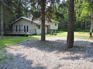 """Photo 1: 2203 VERNON Road in Quesnel: Bouchie Lake House for sale in """"BOUCHIE LAKE"""" (Quesnel (Zone 28))  : MLS®# N210985"""