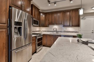 """Photo 4: B323 20716 WILLOUGHBY TOWN CENTRE Drive in Langley: Willoughby Heights Condo for sale in """"Yorkson Downs"""" : MLS®# R2459046"""