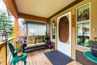 """Photo 3: 1858 WOOD DUCK Way: Lindell Beach House for sale in """"THE COTTAGES AT CULTUS LAKE"""" (Cultus Lake)  : MLS®# R2555828"""