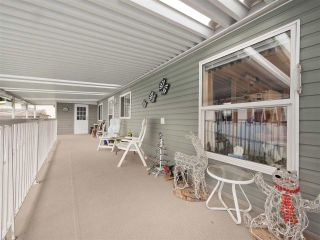 """Photo 16: 81 2270 196 Street in Langley: Brookswood Langley Manufactured Home for sale in """"Pineridge Park"""" : MLS®# R2224829"""