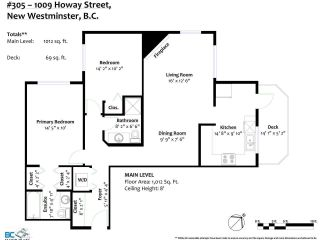 """Photo 21: 305 1009 HOWAY Street in New Westminster: Uptown NW Condo for sale in """"HUNTINGTON WEST"""" : MLS®# R2587896"""