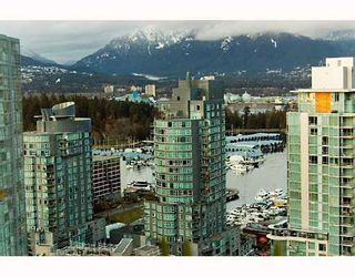 """Photo 10: 2203 1420 W GEORGIA Street in Vancouver: West End VW Condo for sale in """"THE GEORGE"""" (Vancouver West)  : MLS®# V688392"""