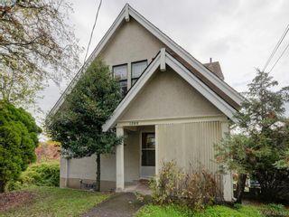 Photo 1: 1289 Vista Hts in VICTORIA: Vi Hillside House for sale (Victoria)  : MLS®# 800853