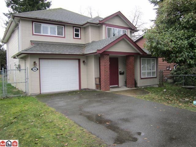 Main Photo: 11866 90TH Avenue in Delta: Annieville House for sale (N. Delta)  : MLS®# F1104331