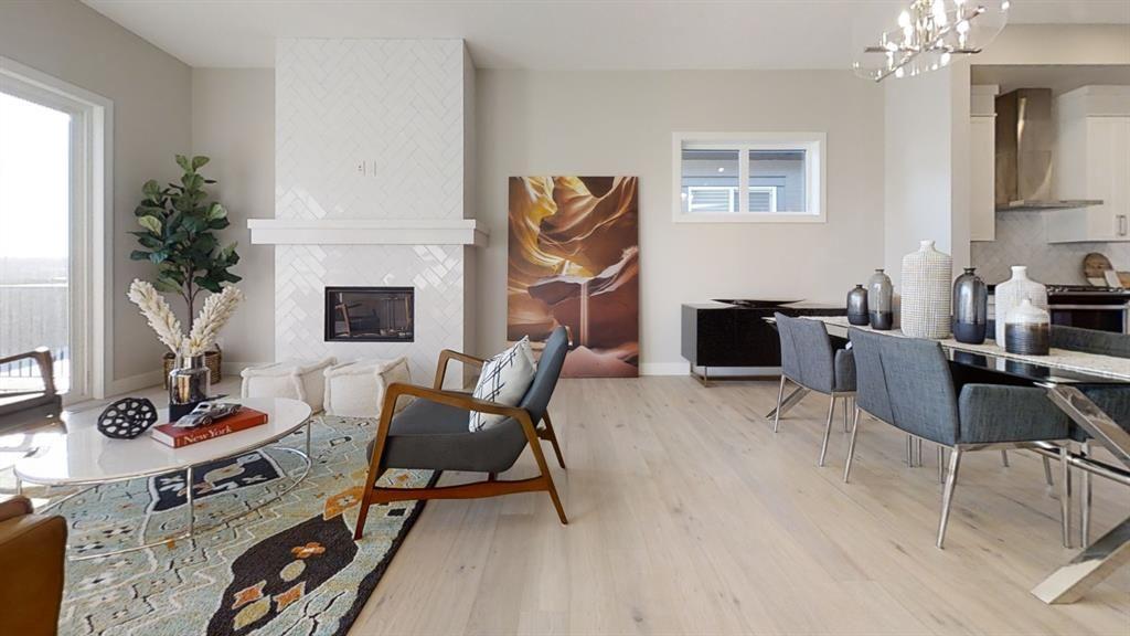 Main Photo: 20 Cranbrook Mews SE in Calgary: Cranston Semi Detached for sale : MLS®# A1020402