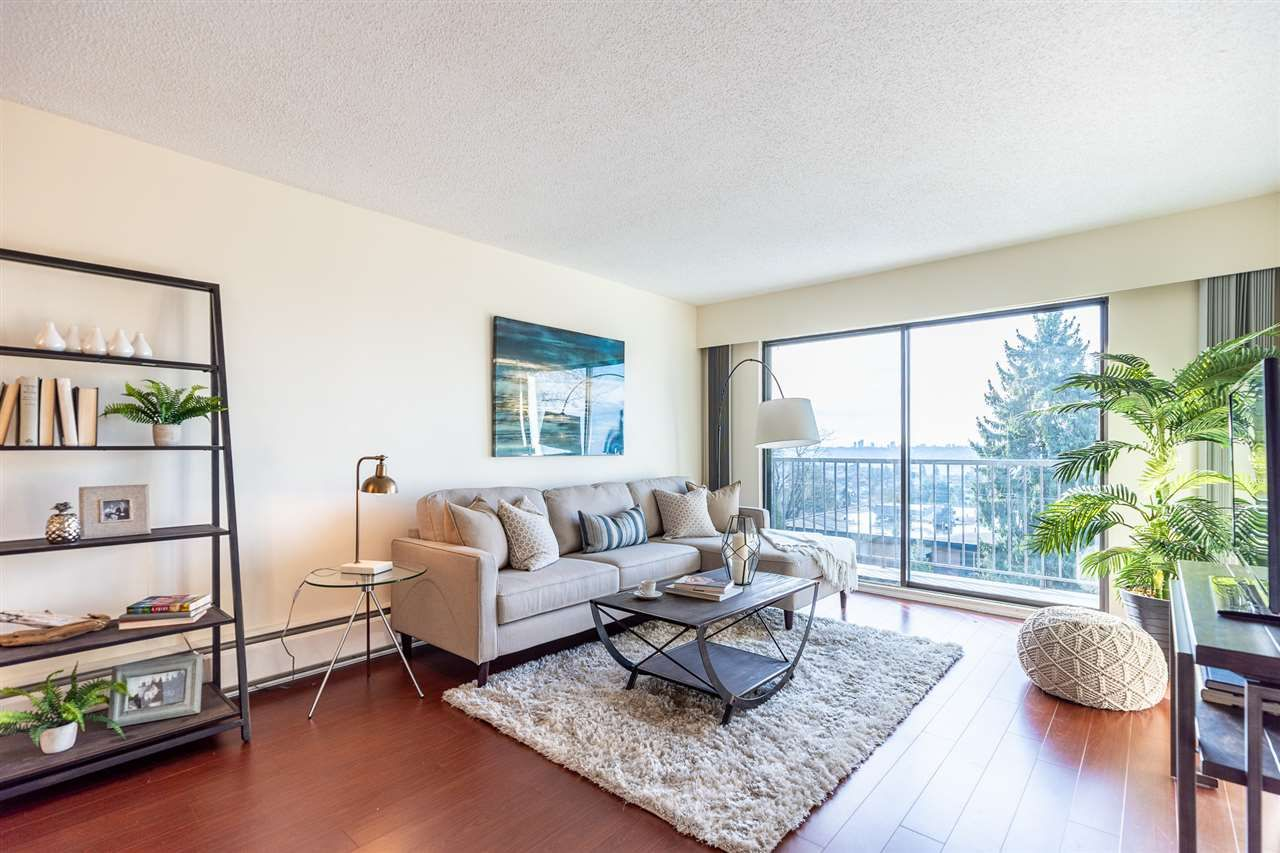 """Main Photo: 307 5450 EMPIRE Drive in Burnaby: Capitol Hill BN Condo for sale in """"EMPIRE PLACE"""" (Burnaby North)  : MLS®# R2438463"""
