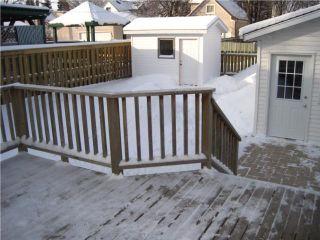 Photo 10:  in WINNIPEG: St James Residential for sale (West Winnipeg)  : MLS®# 1001776