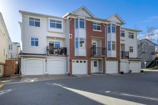 "Photo 1: 73 19551 66 Avenue in Surrey: Clayton Townhouse for sale in ""Manhattan Sky"" (Cloverdale)  : MLS®# R2256431"