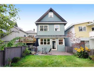 Photo 19: 269 E 26TH Avenue in Vancouver: Main House for sale (Vancouver East)  : MLS®# V1080656