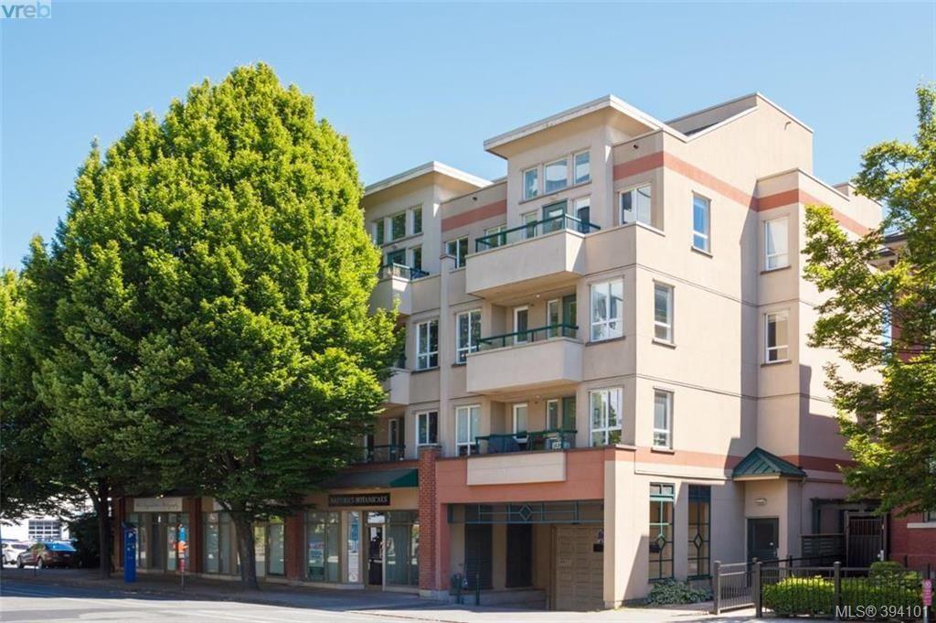 Main Photo: 401 1015 Johnson St in VICTORIA: Vi Downtown Condo for sale (Victoria)  : MLS®# 790091